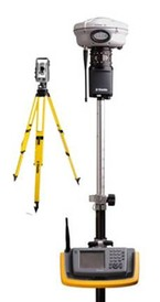 Trimble S6 Robotic